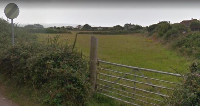 The properties would be built on land off Angarrack Lane, Connor Downs